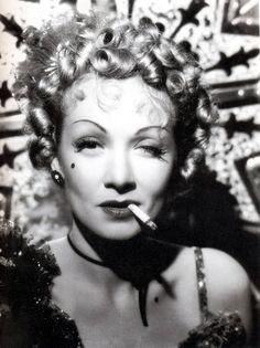 """Marlene Dietrich, """"Destry Rides Again"""", 1939"""