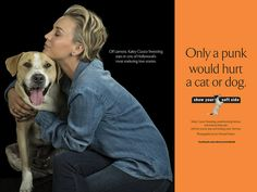 She's known for making millions laugh every week, but off camera, Kaley Cuoco Sweeting stars in one of Hollywood's most enduring love stories.   (Award-winning actress and animal advocate with her rescue pup and leading man, Norman. Photography by Leo Howard Lubow) #pitbull #pitbulls #rescue  #adopt #bigbangtheory #actress #advocate #dog