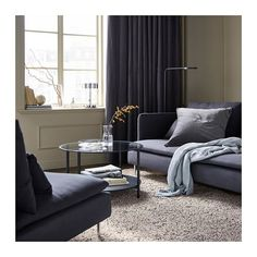 VINDUM Rug, high pile IKEA The high pile makes it easy to join several rugs, without a visible seam. Boho Living Room, Living Room Decor, Professional Carpet Cleaning, Interior Decorating, Interior Design, Types Of Flooring, Carpet Styles, How To Clean Carpet, Modern Sofa