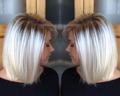 I've been platinum since January- just added this shadow root yesterday!