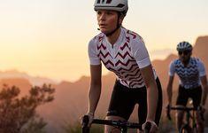 69baf1af1 Micheline Tango red - Ultra Lightweight Women s Cycling Jersey Women s Cycling  Jersey