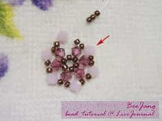 bead_tutorial: [Tutorial] Flower Motif #1