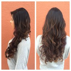 Balayage. Ombre. Hair by Rachel