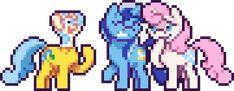 Some laughing mares.(Orig)(4x)(Patreon)(deviantART)