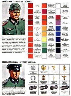 German Army Colors