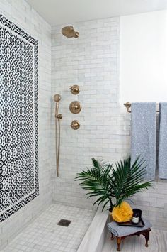 Rustic subway tile a