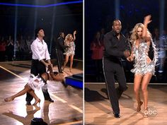 'DWTS' recap: Annie Barrett on the first ever Dance Duel to determine who exits: the better dancer or the better star?