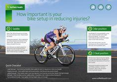 How to setup your bike for a triathlon.