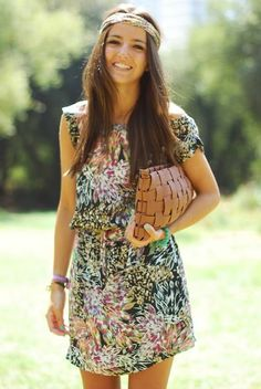 Art Symphony: girly summer dresses...