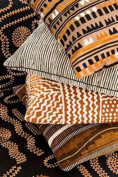 pierre frey origines – love this collection! pierre frey origines – love this collection! African Interior Design, African Design, African Textiles, African Fabric, Pierre Frey Fabric, Stoff Design, African Home Decor, Style Ethnique, Style Deco