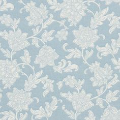 Robert Allen RATHCORMAC BLUEBELL Fabric