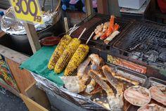 Hokkaido street food