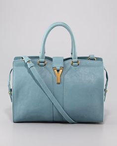 L9792 Yves Saint Laurent ChYc Tote, Mini