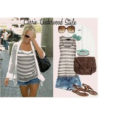 Love Carrie Underwood Style