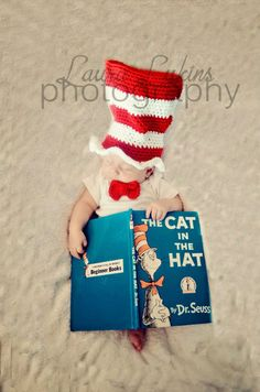 Cat in the Hat- Caleb