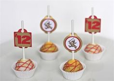 graduation cake pops - Google Search
