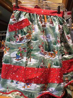 Full apron. At Disney