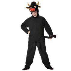 Disfraz de toro para hombre