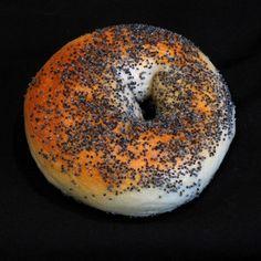 Poppy Seed...Most eaten bagel on earth