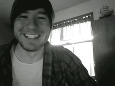 This smile just gave me a heart attack. :D