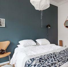 Blå Grønt Soveværelse - Google-søgning