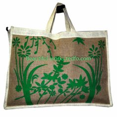 19-1-1 Reusable Shopping Bags, Reusable Tote Bags, Jute Products, One Page Business Plan, Jute Bags, Beautiful Words, Screen Printing, Eco Friendly, Branding Design