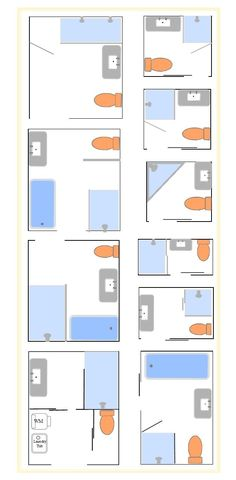 Bathroom Layout 6x8.5 bathroom layout | bathrooms | pinterest | bathroom layout