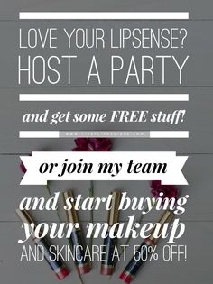 Lipsense host a party or join my team!