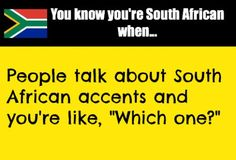 You know you're South African when. lol so true African Jokes, Funny Black People, African Proverb, People Talk, South Africa, Funny Quotes, Sayings, Country, My Love