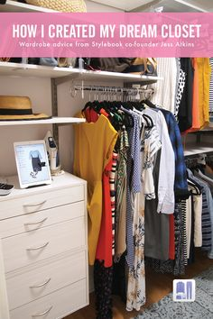 11 Tips For Turning Your Closet Into A Personal Boutique Closet App, Wardrobe Closet, Pax Closet, Master Bedroom Closet, Master Suite, Diy Home Cleaning, Welcome To My House, Ideas Para Organizar, Home Upgrades