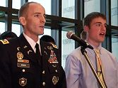 Dying Soldier Sings One Last Song With His Son - Prepare to Cry Beautiful lyrics in the Hymn