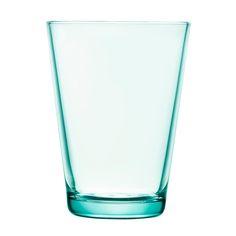 Kartio Tumbler Large - Water GreenSet of 2 - Iittala