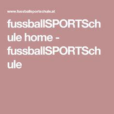 fussballSPORTSchule  home - fussballSPORTSchule Vienna, Activities For Kids, Children Activities, Kid Activities, Petite Section, Kid Crafts