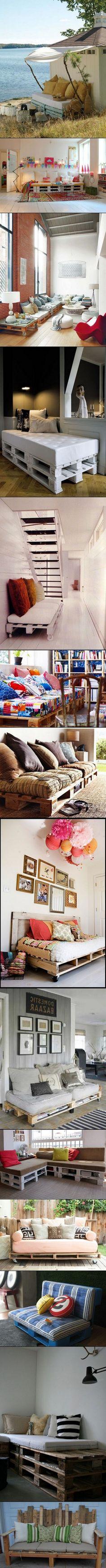 DIY Palette Home Decor
