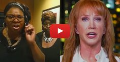 "It's no wonder that Kathy Griffin thought her behavior was acceptable, given the slanderous treatment of President Trump by the liberal elite. Twitter stars and Trump supporters, Diamond and Silk, pulverize Kathy Griffin, exclaiming, ""Listen, we"