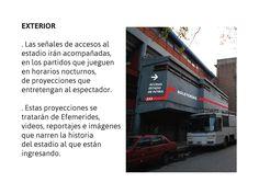 DESCRIPCIÓN: Sistema de información y orientación para las instalaciones del Club Atlético Unión, contemplando la multiplicidad de actividades que puedan desarrollarse, ya sean periódicas u ocasionales. ALUMNOS: Giarratana-Haquin. AÑO: 2012