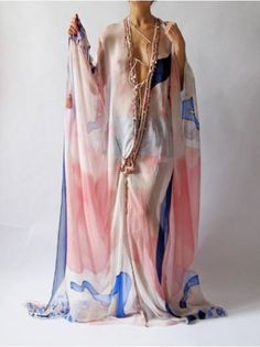 Ethereal vintage Pucci caftan float dress!