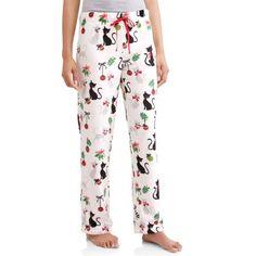 1989ee29806ba Secret Treasures - Secret Treasures Women s Superminky Sleep Pants - Walmart .com