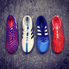 All eyes on these new boots from adidas. There will be Haters.