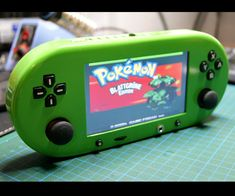 Intro:This instructable describes the build of a Raspberry Pi 3 powered handheld emulation console - I've baptized it GamePi. There are a lot of similar...