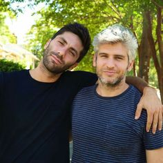 Nev and Max; from Catfish the TV show.