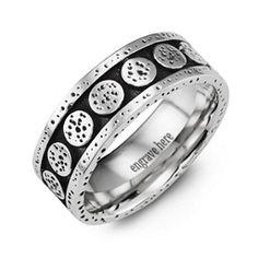 £119 (from £239) Unique Cobalt Ring