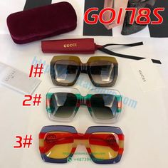 5d1206ba109 G0178S-High Quality GUCCI Sunglasses on Aliexpress - Hidden Link   Price
