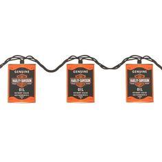 Captivating Harley Davidson Birthdays   Oil Can Party Lights   Harley Davidson,  99209 12V