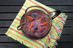 Red Wine Pineapple Sangria
