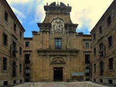 hospital nuestra señora de regla león -  reconstrucción del desaparecido palacio de los marqueses de Prado en Renedo de Valdetuéjar