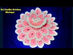 Ladoo Gopal lotus winter dress for any number kanha g - YouTube