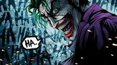 DC-COMICS superhero hero warrior d-c comics joker batman k wallpaper Joker Batman, Joker Cartoon, Joker Comic, The Joker, Joker And Harley, Harley Quinn, Comic Art, Joker Film, Batman Wallpaper