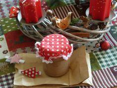 Geschenke 1+2 Advent * Nicole von Nicoles kleiner Food Blog an Nico von Mein Macaron * Aufstrich mit Spekulatius Geschmack