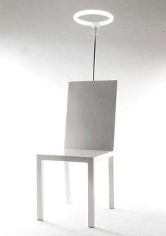 Sebastian Errazuriz, Saint Chair (2004)